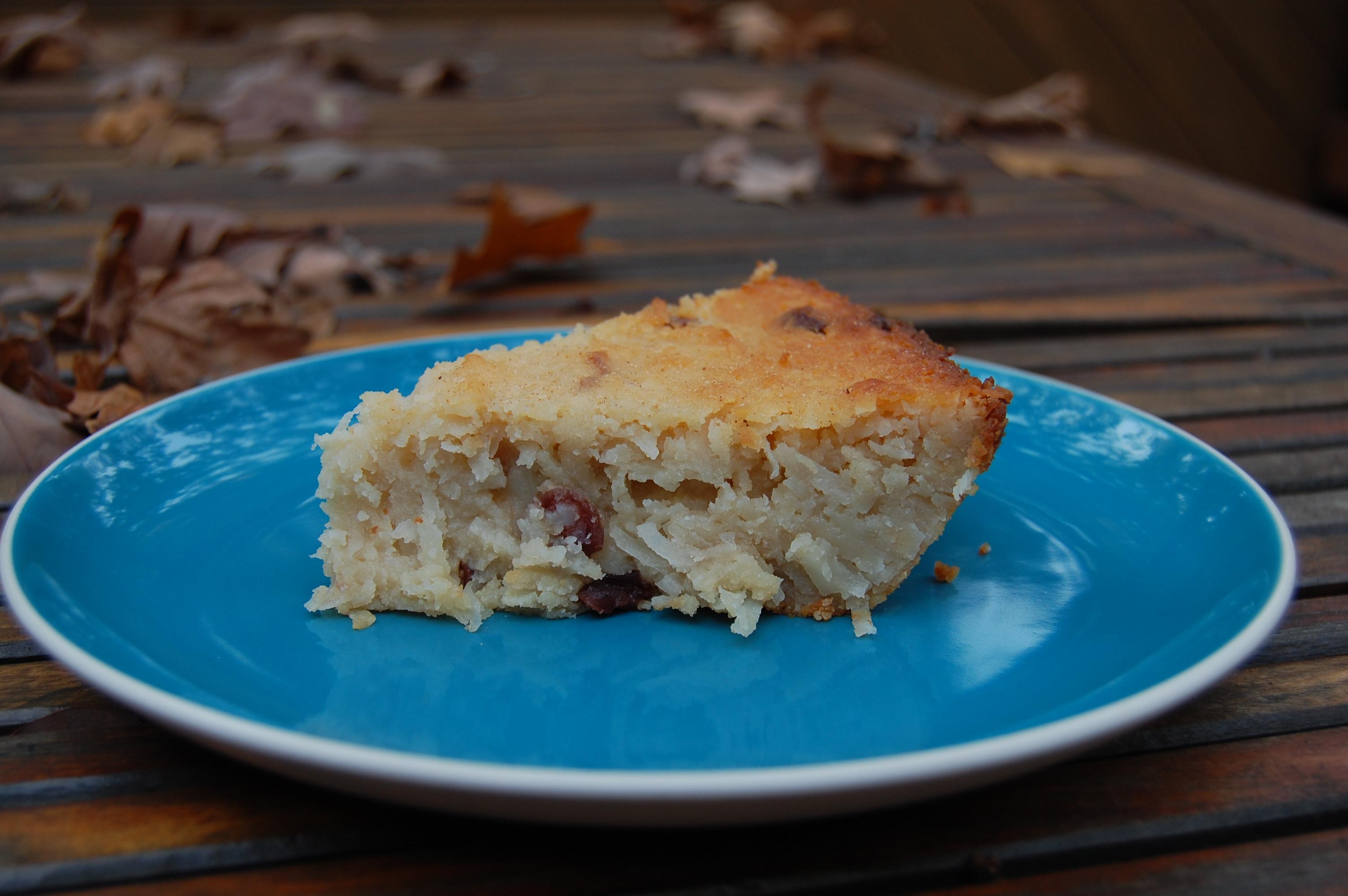 Jereme\'s Kitchen, revisited — Gluten-Free Coconut Pie « Jereme\'s Kitchen