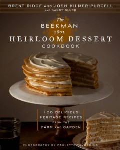 Here's the Heirloom Dessert Cookbook!